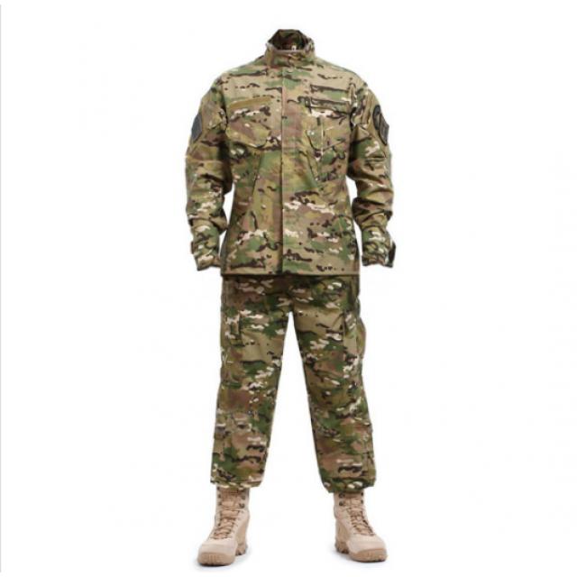 512-Military Uniform (Camouflage Shirt & Pant)