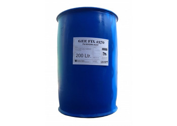 GEE FIX PVA 4270 (BONDING AGENT) 200 Liter per Drum