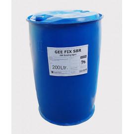 GEE FIX SBR (BONDING AGENT) 200Liter per Drum