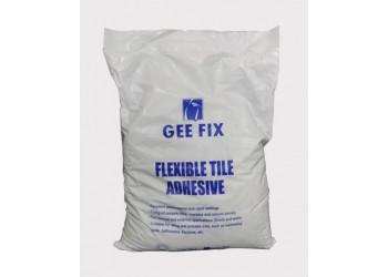 GEE FIX TILE 6001 (FLEXIBLE TILE ADHESIVE) 20 kg per bag
