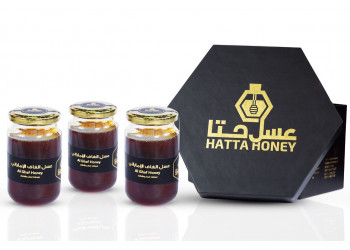 Ghaf Honey Gift Box 330/500 Grams
