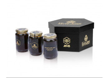 Ghaf Honey Gift Box 500 Grams