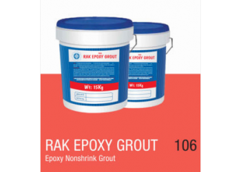 Rak Epoxy Grout 106