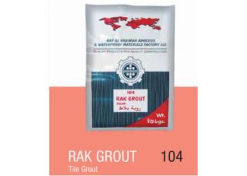 Rak Grout 104