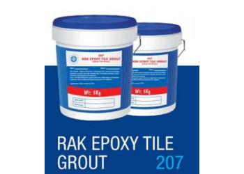 Rak Epoxy Grout 207