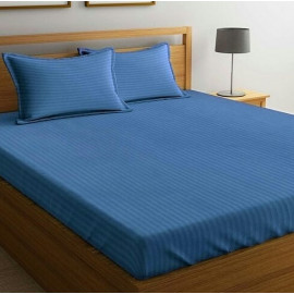Fitted Sheet With Pillows Single, Double , King