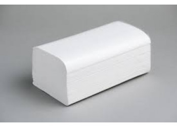 Interfold Tissue 150 sheet 1 Ply (20 packs per carton)