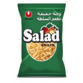 Salad Snack  Original 25 Grams ( 18 Pieces by 4 Bags )