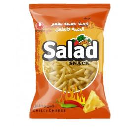 Salad Snack  Chili Cheese 75 Grams ( 12 Pieces Per Carton )