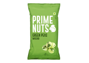 WASABI GREEN PEAS 25 Gm ( 12 Pieces Per Carton )