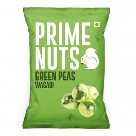 WASABI GREEN PEAS 125 Gm ( 24 Pieces Per Carton  )