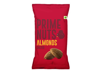 SALTED ALMONDS  20 Grams ( 12 Pieces Per Carton )