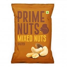 SALTED MIXED NUTS 150 Grams  ( 24 Pieces Per Carton )