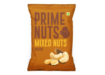 SALTED MIXED NUTS 150 Grams  ( 24 Pieces Per Carton )