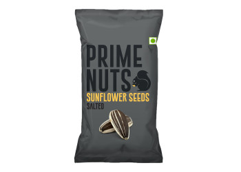 SALTED SUNFLOWER SEEDS 25 Grams ( 26 Pieces Per Carton  )