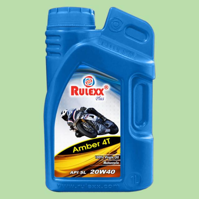 Rulexx Plus Amber 4T