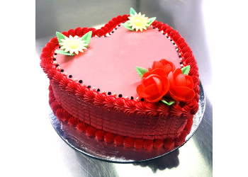 Novelty Cake Heart Shape