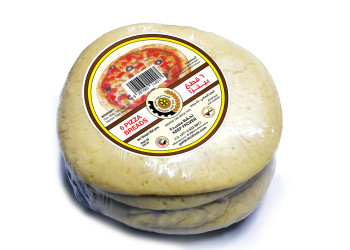 Pizza Dough  Large  850 g  6 pcs