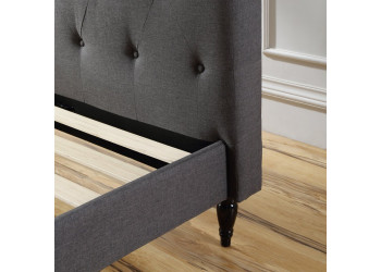 Addy Upholstered Bed