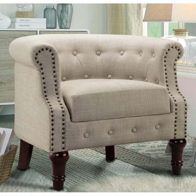 Argen Chesterfield Chair