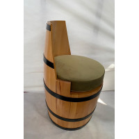 Barrel Round Chair