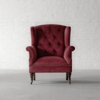 Wingback Arm Sofa