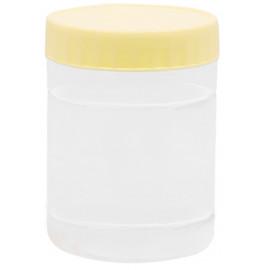 Chemco Round PET Jar 300 ml  / Plastic Container
