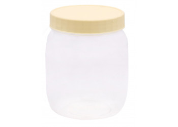 Chemco Round PET Jar 500 ml / Plastic Container