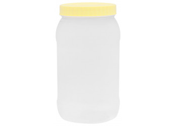 Chemco Round PET Jar 1500 ml/ Plastic Container