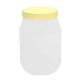 Chemco Round PET Jar 3000 ml  / Plastic Container