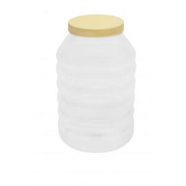 Chemco Round PET Jar 6000 ml  / Plastic Container