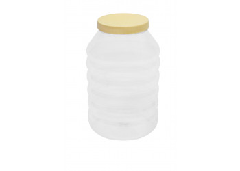 Chemco Round PET Jar 6000 ml  / Plastic Container