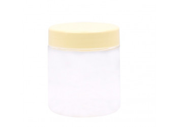 Chemco Round PET Jar 100 ml / Plastic Container