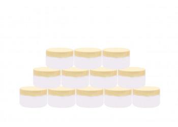 Chemco Round PET Jar 150 ml / Plastic Container