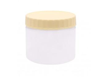 Chemco Round PET Jar 200 ml / Plastic Container
