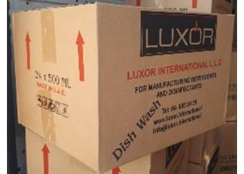 Dishwash Liquid  (500ml x 24pcs)