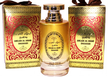 Ahlam Al Arab Dhahabi 100ml