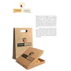 Food Board Cartons