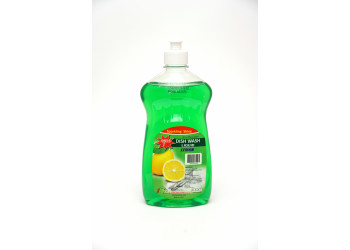 Aqua Dish wash Green Lemon 500ml X 12 pcs per box