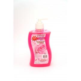 Aqua Hand Wash Rose 500 ML ( 12 Pieces Per Box )
