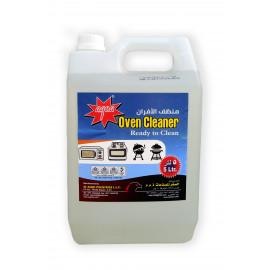 Aqua Oven Cleaner 5 ltr X 4 pcs per box