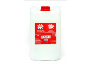 AQUA DEIONIZED BATTERY WATER 20 Liter