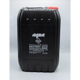 AQUA BATTERY ACID 20 LTR