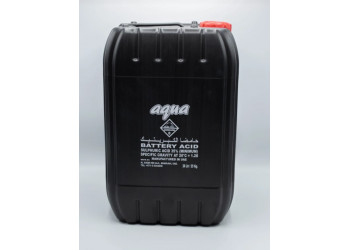 AQUA BATTERY ACID 20 LTR