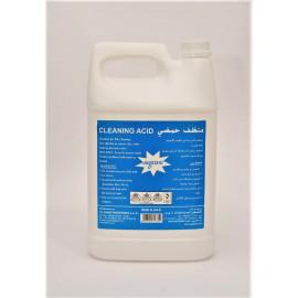 AQUA CLEANING ACID 1 Gallon (4 pcs per box)