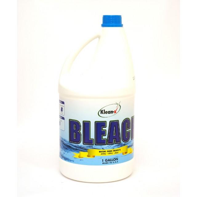KLEAN X BLEACH 1 GLN ROUND (6 pcs per box)