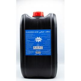 AQUA CLEANING ACID 20 LTR