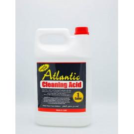 ATLANTIC CLEANING ACID 1 Gallon ( 4 Pieces Per Carton )
