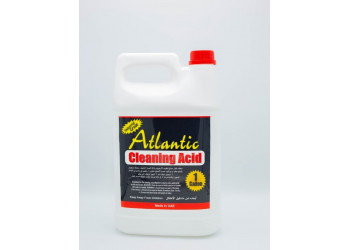 ATLANTIC CLEANING ACID 1 gallon (4 pcs per carton)