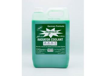 AQUA RADIATOR COOLANT GREEN 5 Liter ( 4 Pieces Per Carton )
